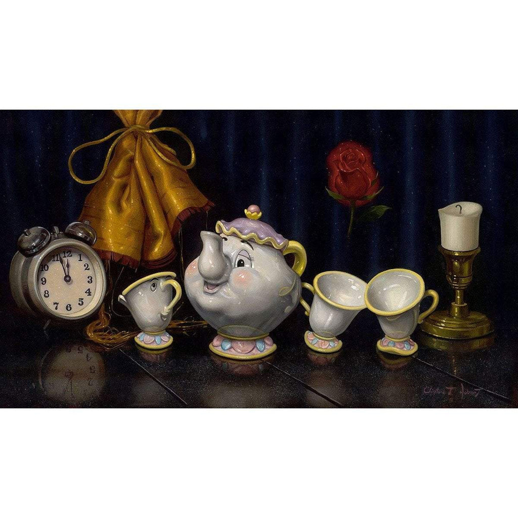 Disney Fine Art Time For Tea