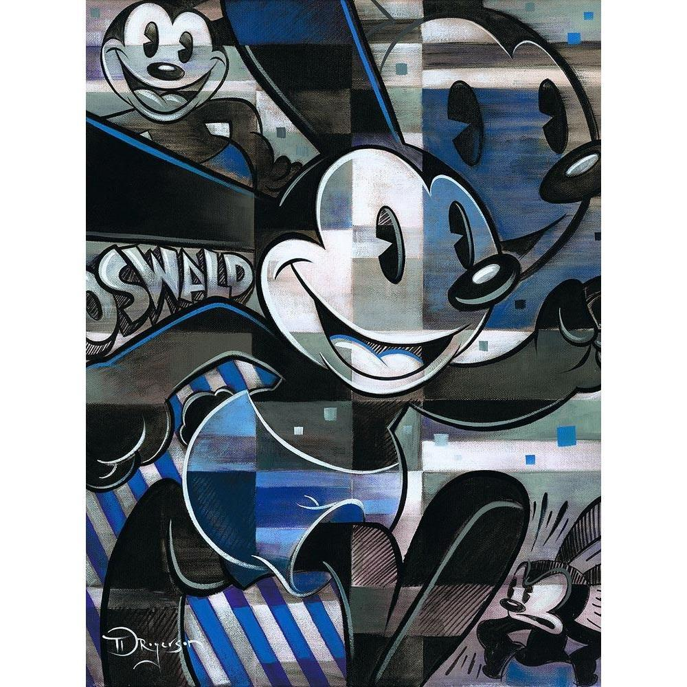 Disney Fine Art Two Lucky Feet