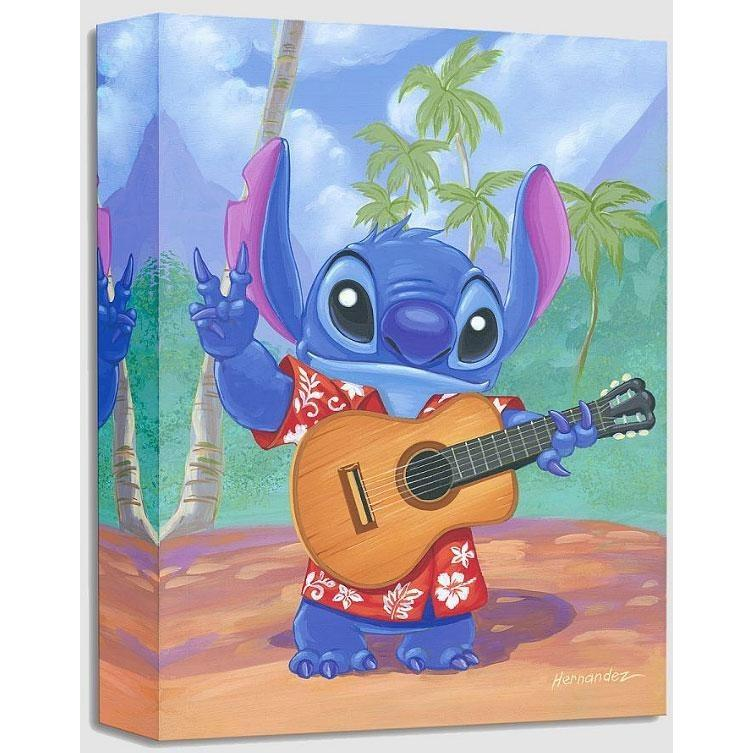 Disney Fine Art Warm Aloha