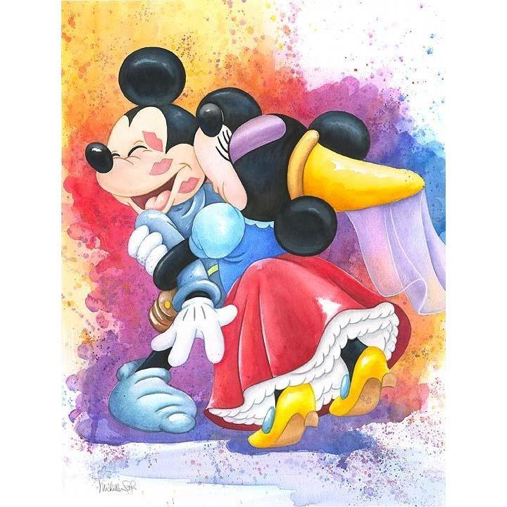 Disney Fine Art We're In Love