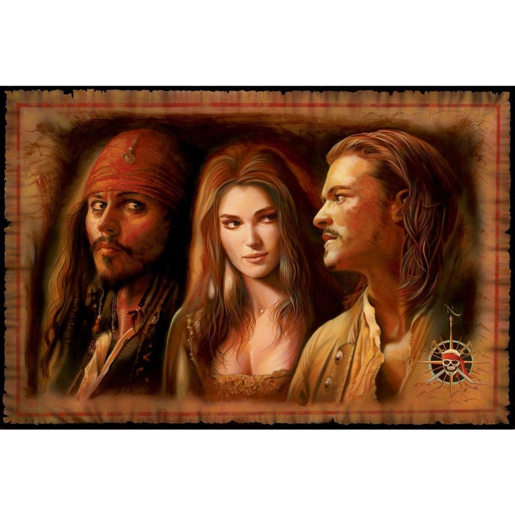 Disney Fine Art What is a Pirate?
