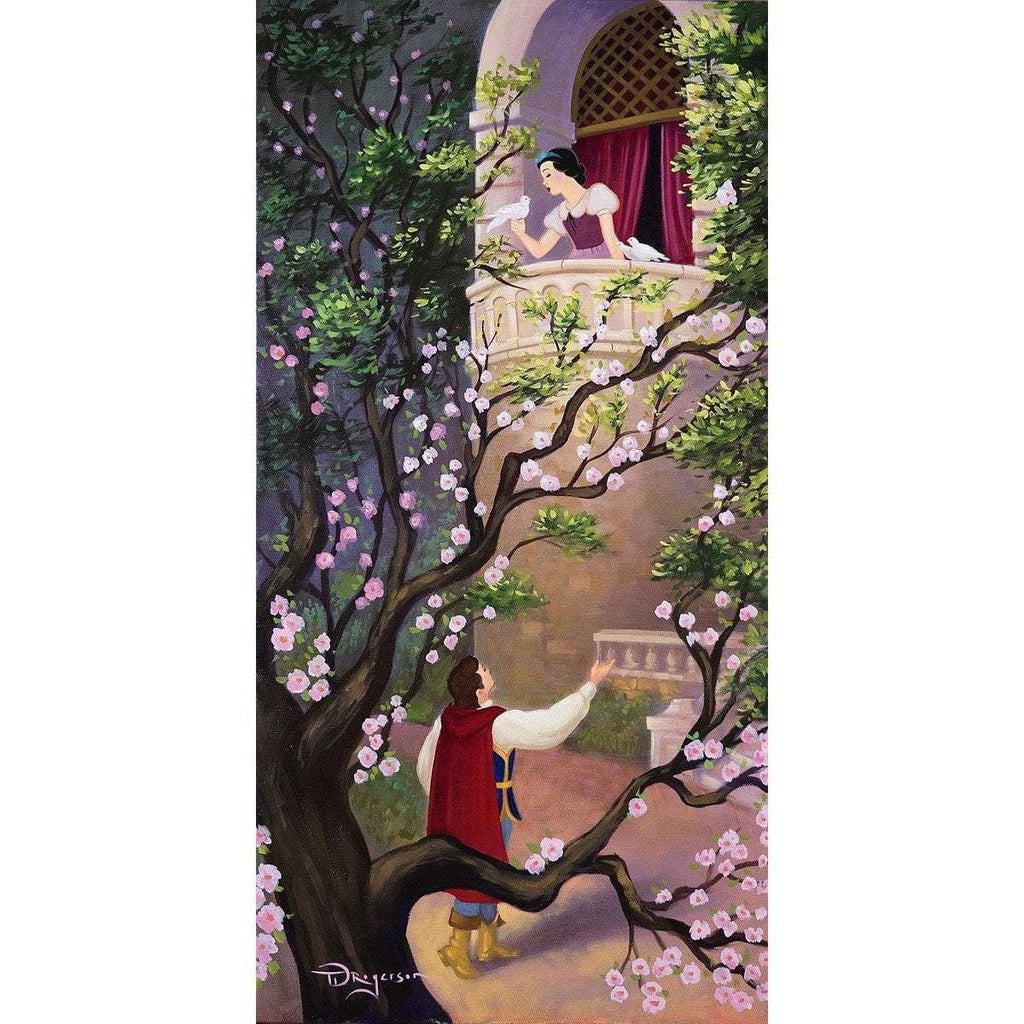 Disney Fine Art Where Art Thou Snow White