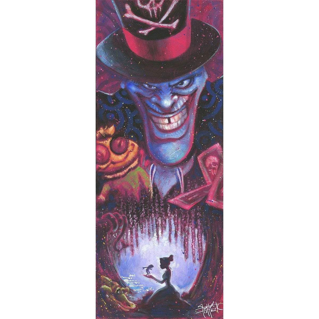 Disney Fine Art Wicked Doctor