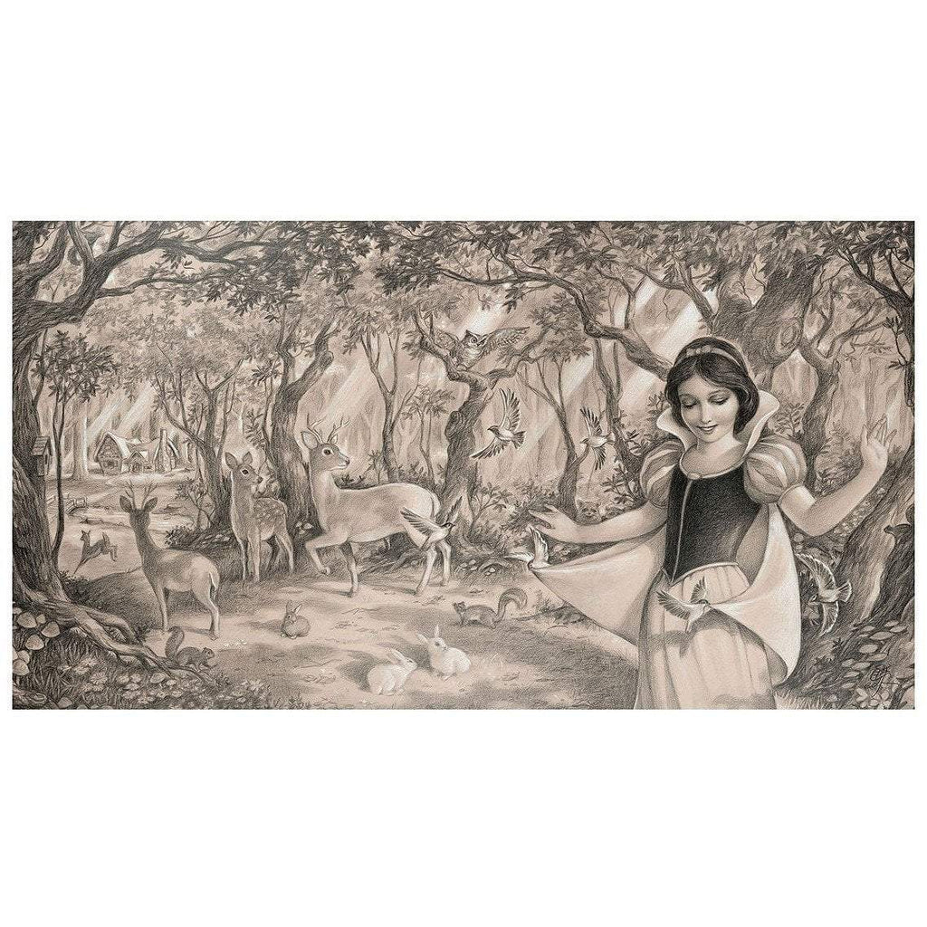 Disney Fine Art Woodland Princess