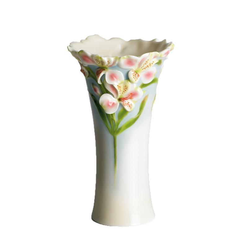 Franz Collection Alstroe Meria Vase FZ00372