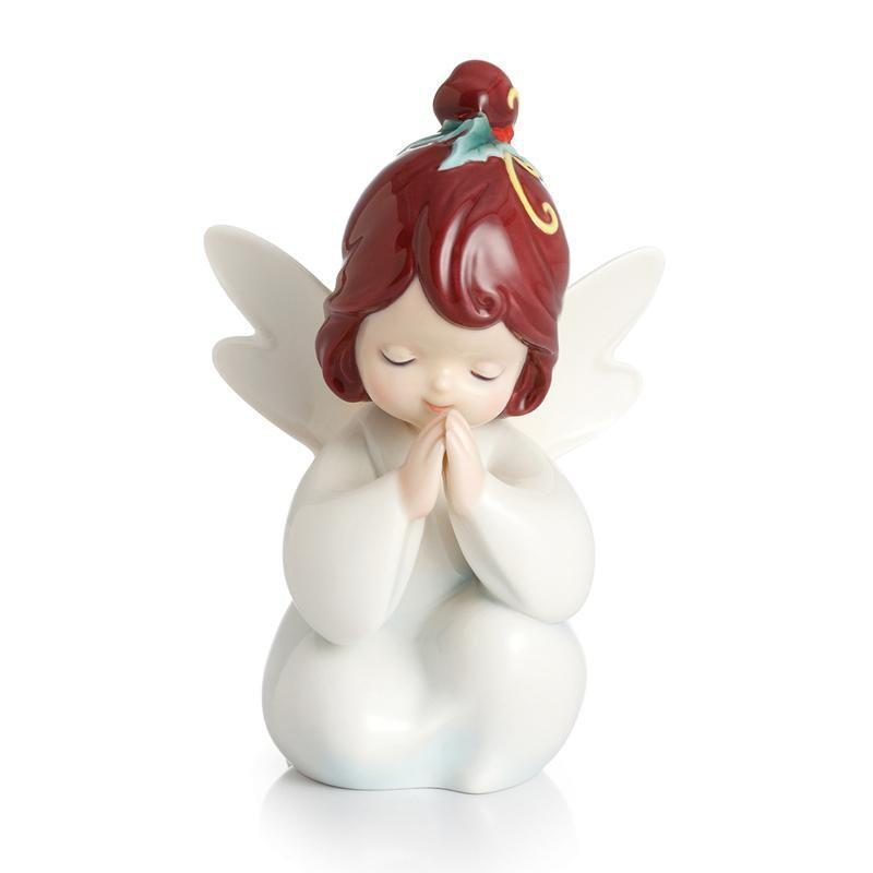 Franz Collection Angel Of Peace Figurine FZ02446