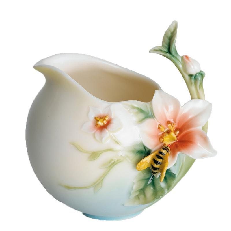 Franz Collection Bee & Apple Creamer FZ00640