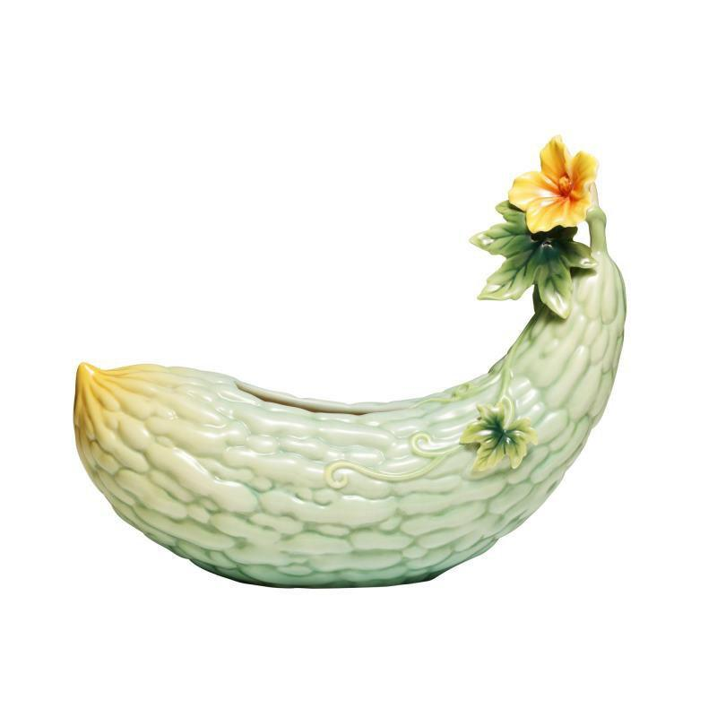 Franz Collection Bitter Gourd Vase FZ03663