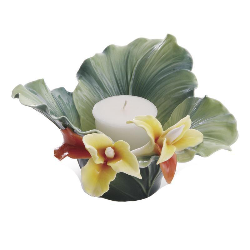 Franz Collection Brilliant Blooms Tea Light FZ01822