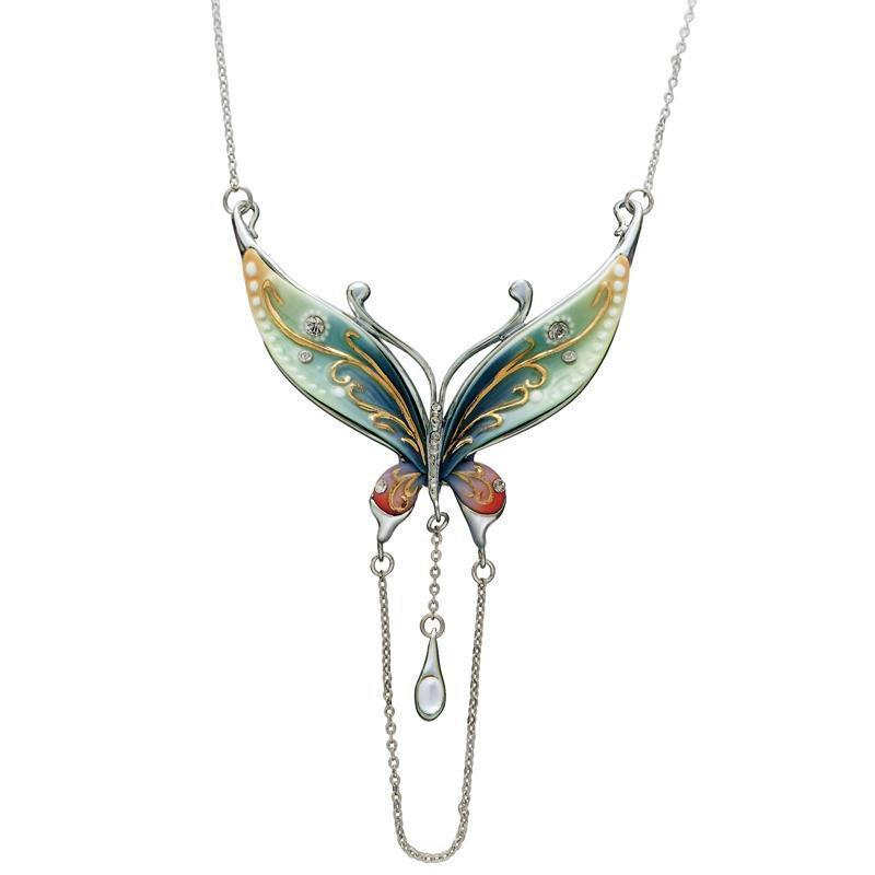 Franz Collection Butterfly Butterfly Necklace FJ00180