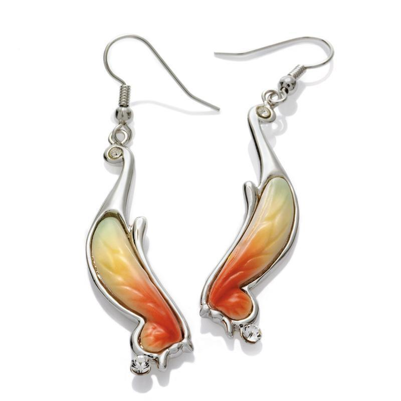 Franz Collection Butterfly Earrings FJ00050