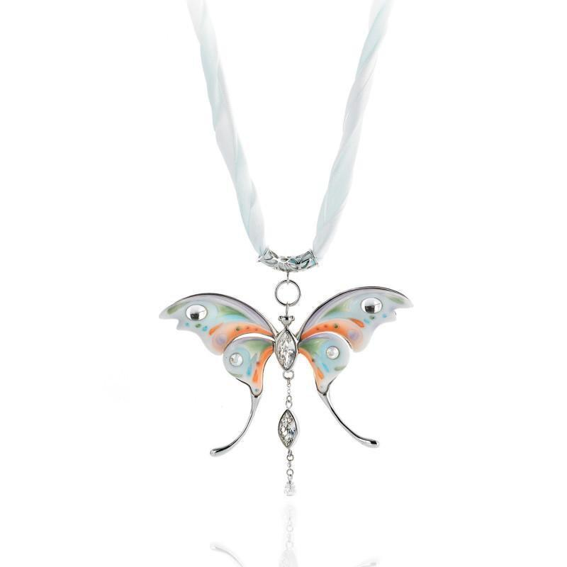 Franz Collection Butterfly Necklace FJ00110