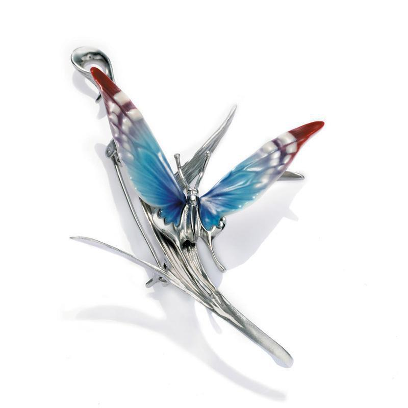 Franz Collection Butterfly Pin FJ00009