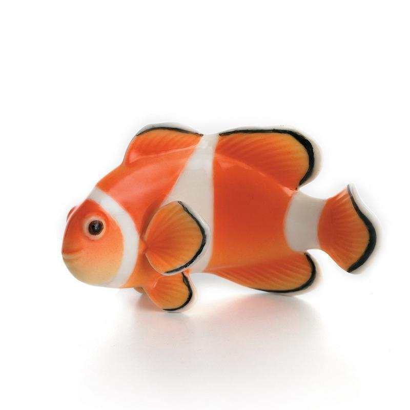 Franz Collection By The Sea Clown Fish Figurine FZ01448