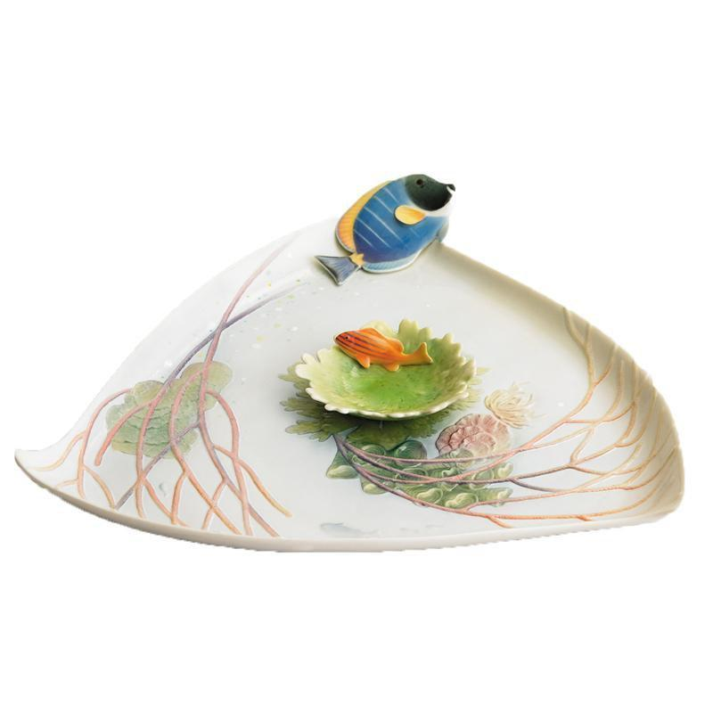 Franz Collection By The Sea Large Tray FZ01144