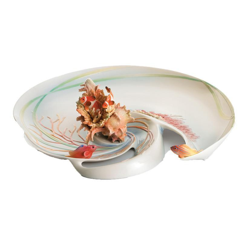 Franz Collection By The Sea Large Tray FZ01334