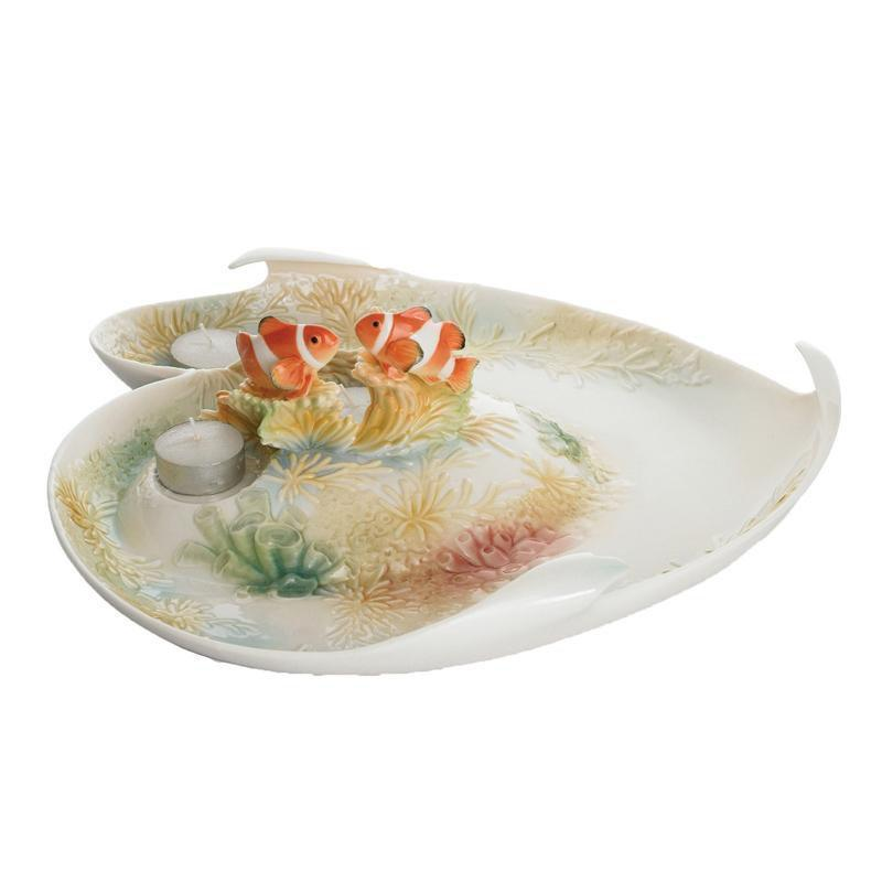 Franz Collection By The Sea Platter FZ01332