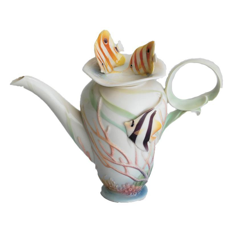 Franz Collection By The Sea Teapot FZ01141