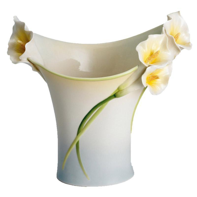 Franz Collection Calla Lily Vase FZ00737