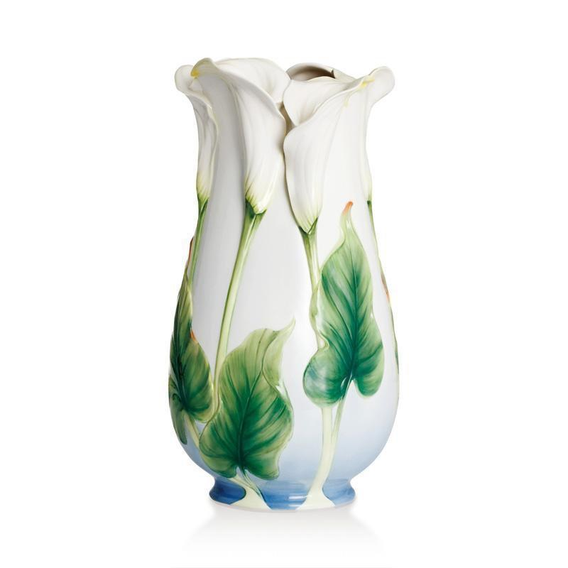 Franz Collection Calla Lily Vase Medium FZ02296