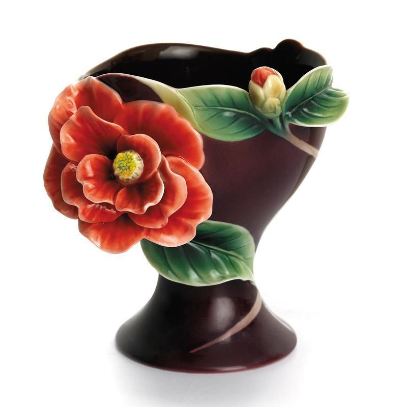Franz Collection Camellia Dessert Cup FZ01866