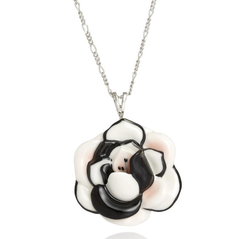 Franz Collection Camellia Necklace FJ00238