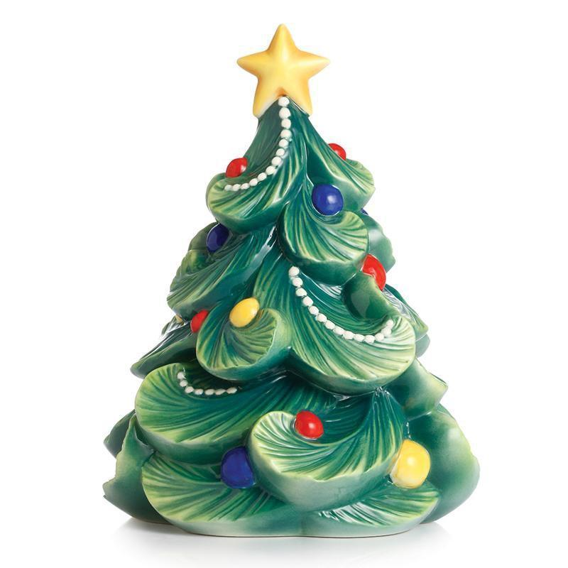 Franz Collection Christmas Tree Figurine FZ02468