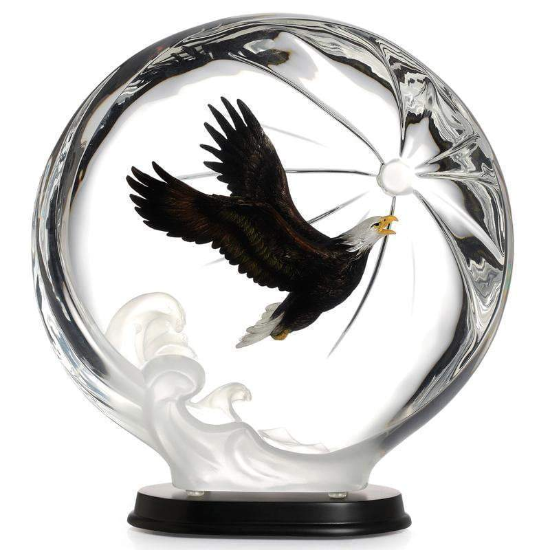 Franz Collection Collection Soaring Hero Lucite Figurine FL00097