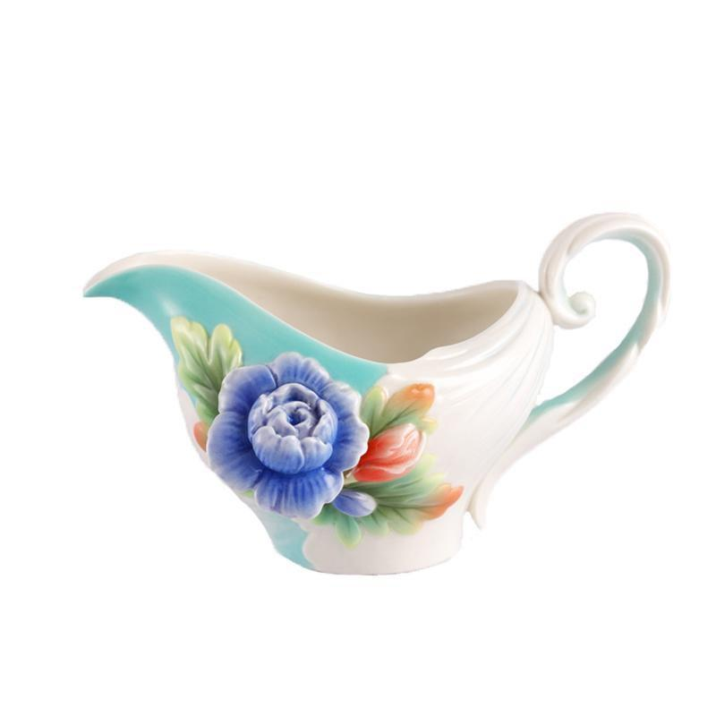 Franz Collection Collection Versailles Garden Rose Creamer FZ02609