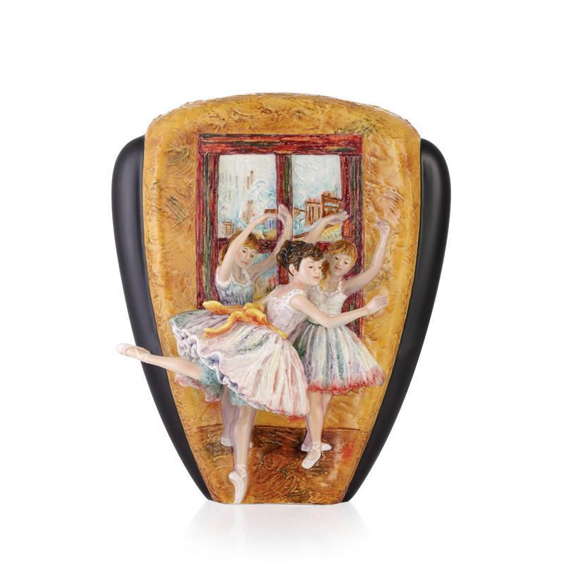 Franz Collection Dance Ballet Vase FZ03546