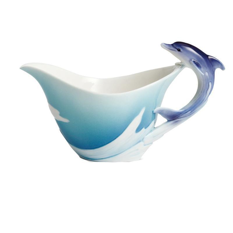 Franz Collection Dolphin Splash Creamer FZ02307