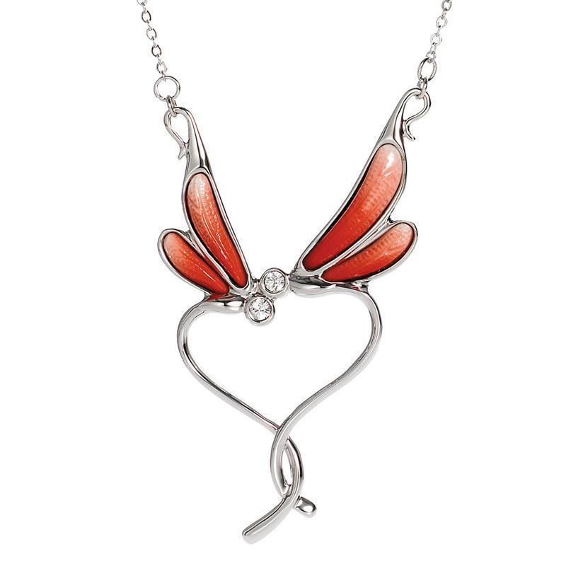 Franz Collection Dragonfly Necklace FJ00014