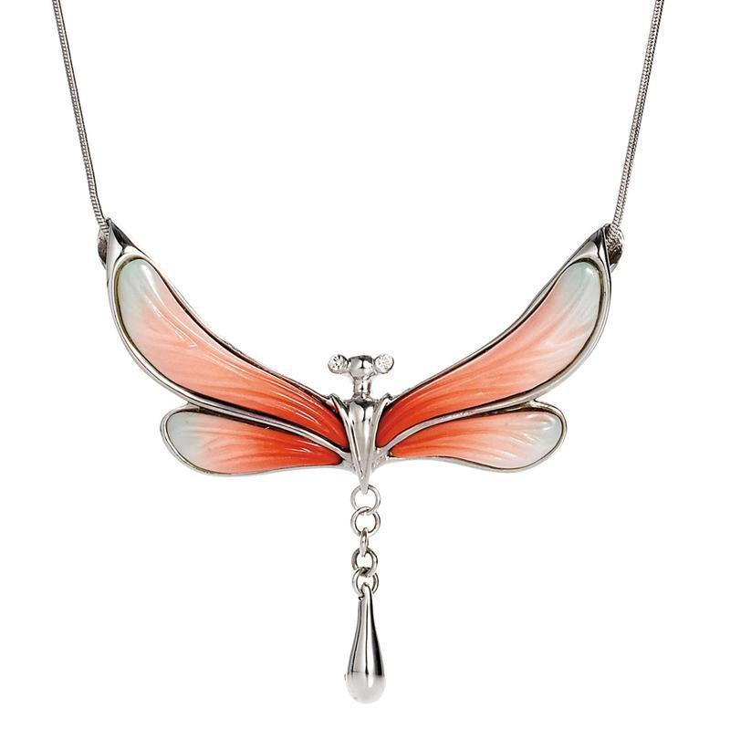 Franz Collection Dragonfly Necklace FJ00047