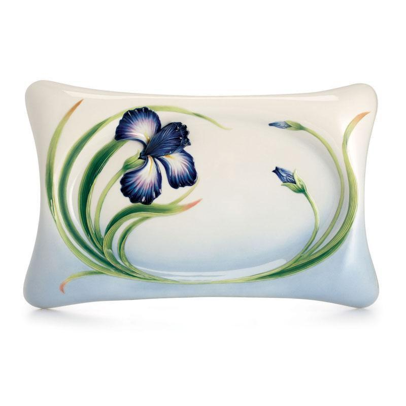 Franz Collection Eloquent Iris Tray FZ02492