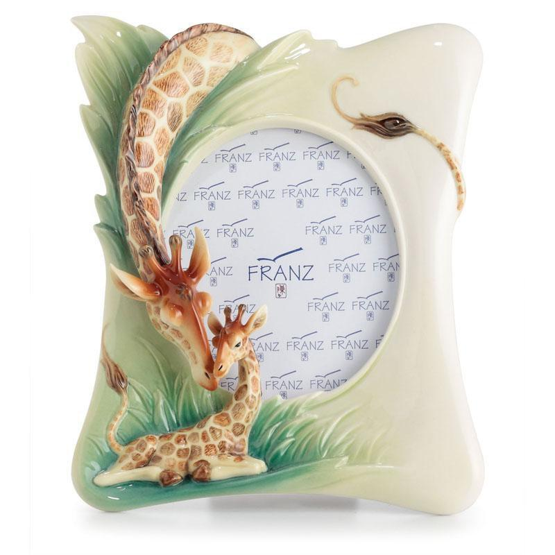 Franz Collection Endless Beauty Giraffe Photo Frame FZ02578