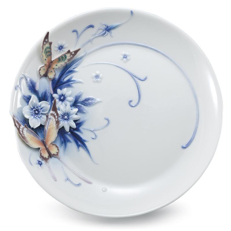 Franz Collection Eternal Love Cake Plate FZ02058