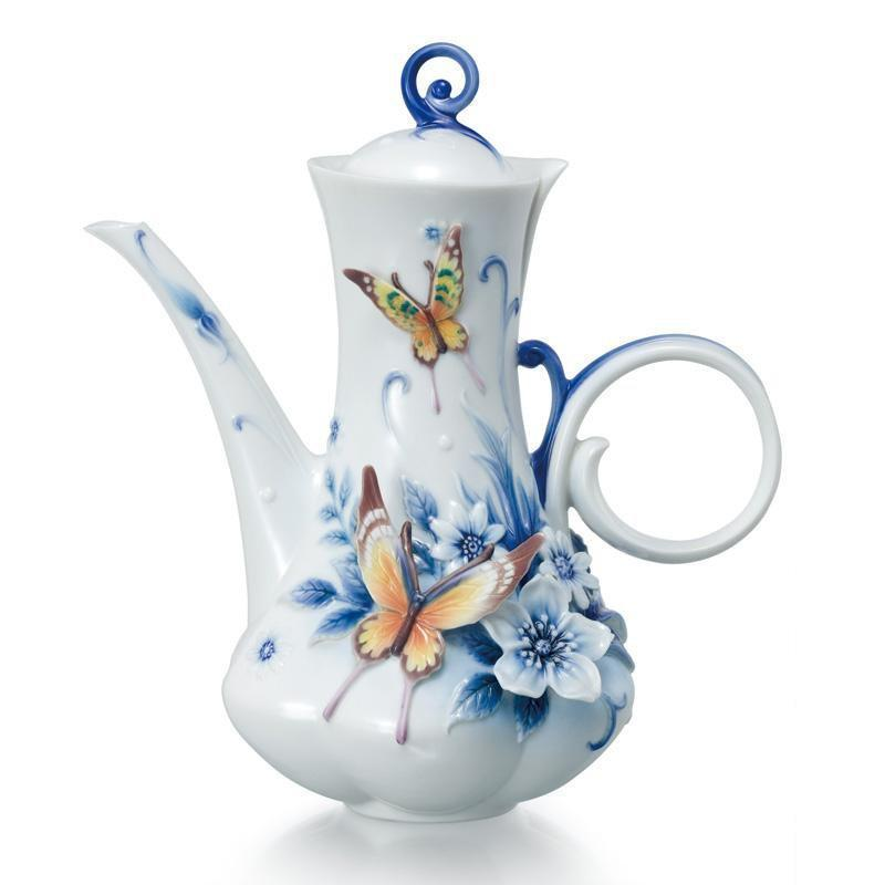 Franz Collection Forever Wedding Teapot FZ02106