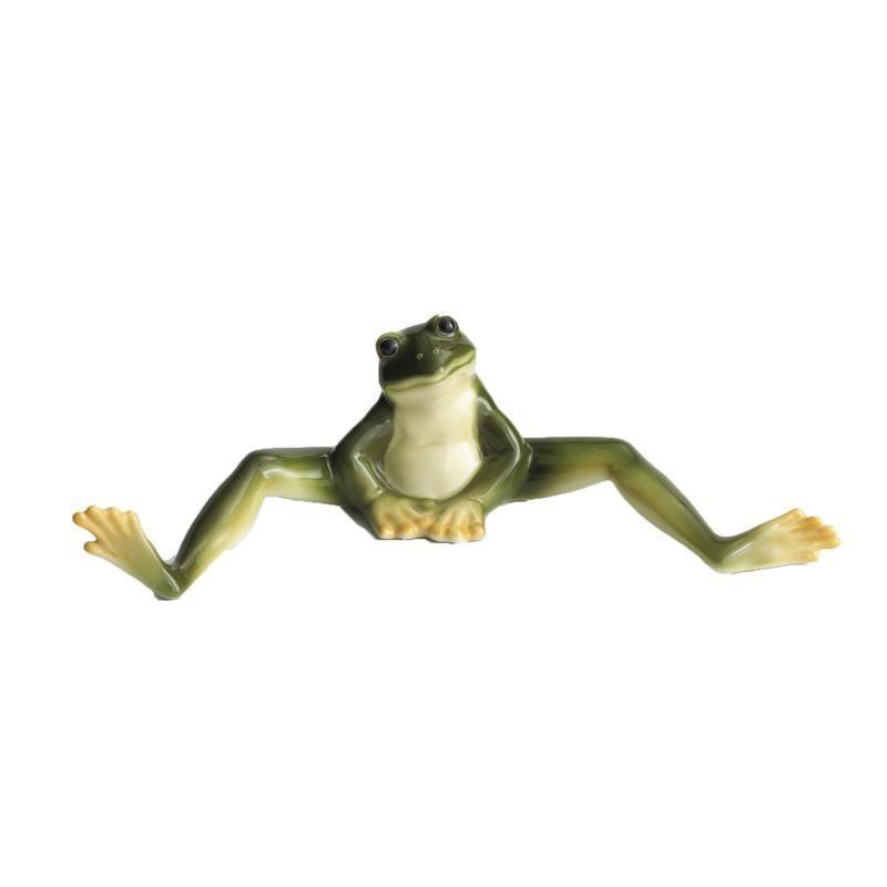 Franz Collection Frog Sitting Figurine FZ00078