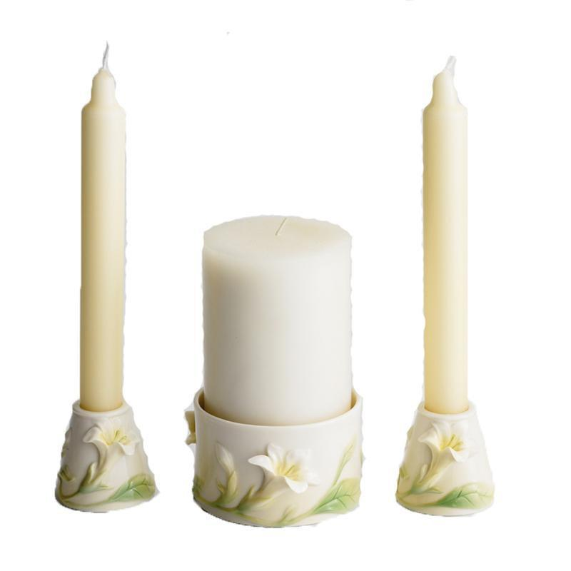 Franz Collection Garden Blessing Wedding Candleholder FZ01131