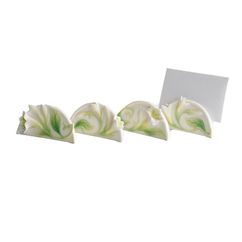 Franz Collection Garden Blessing Wedding Cardholder FZ01005