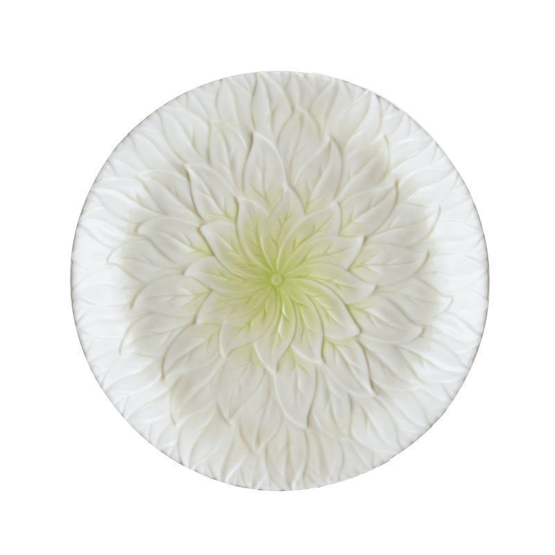 Franz Collection Garden Blessing Wedding Luncheon Plate FZ01014