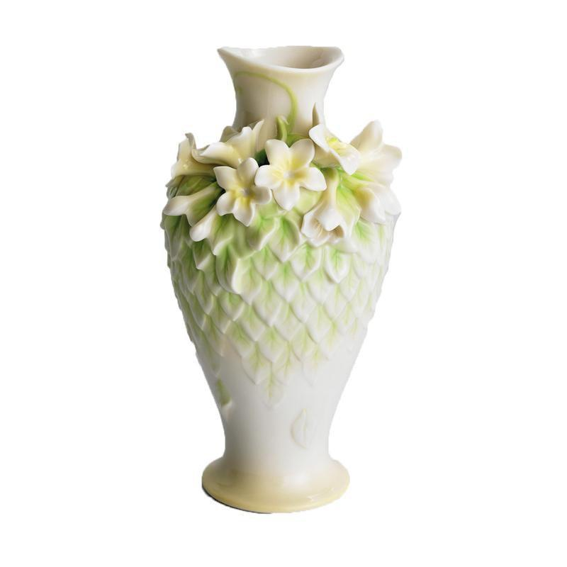 Franz Collection Garden Blessing Wedding Vase FZ01006