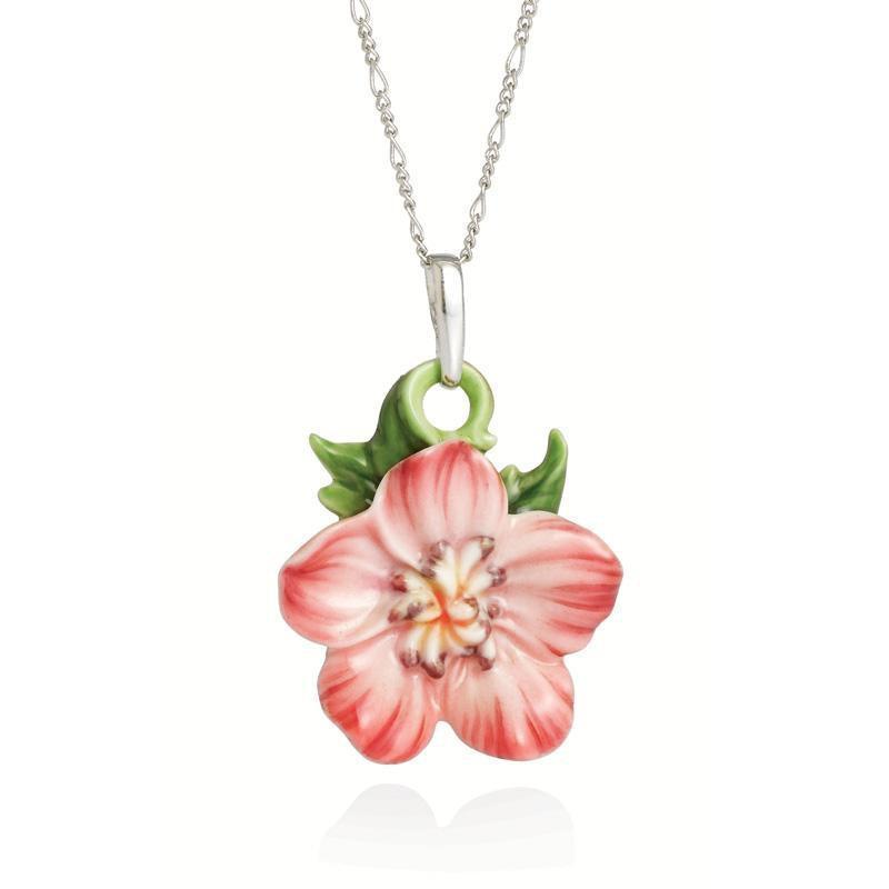 Franz Collection Geranium Necklace FJ00241