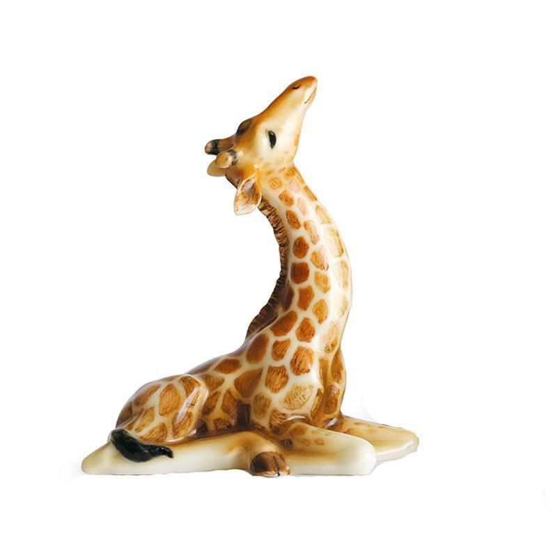 Franz Collection Giraffe Endless Beauty Figurine FZ00486
