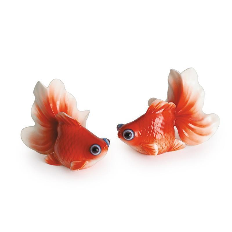 Franz Collection Goldfish Salt N Pepper FZ00669