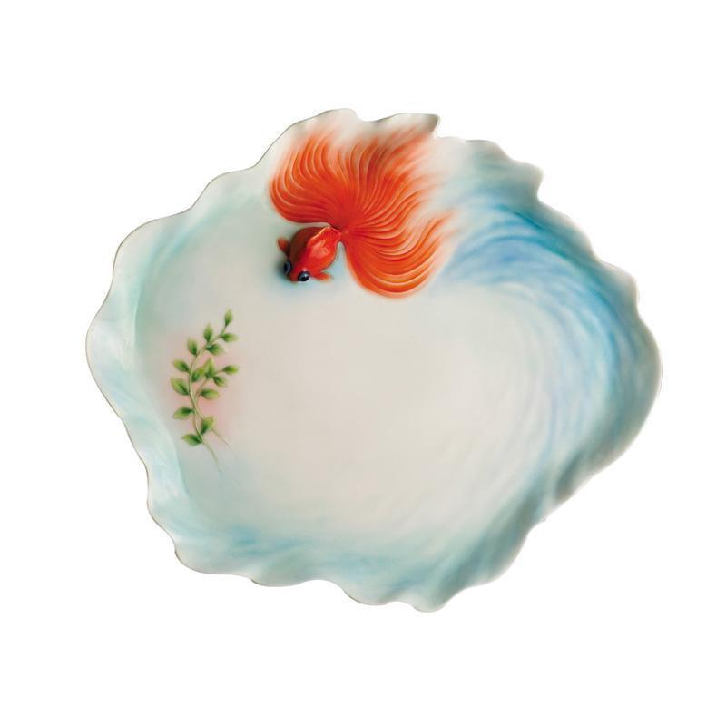 Franz Collection Goldfish Tray FZ00343