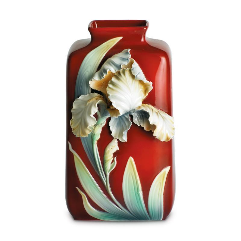 Franz Collection Iris Flower Vase FZ00559