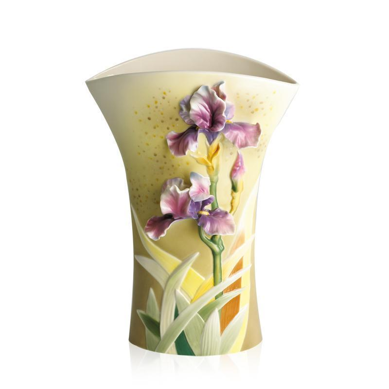 Franz Collection Iris Grace Vase FZ00714
