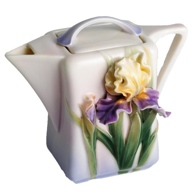 Franz Collection Iris Small Teapot FZ00818