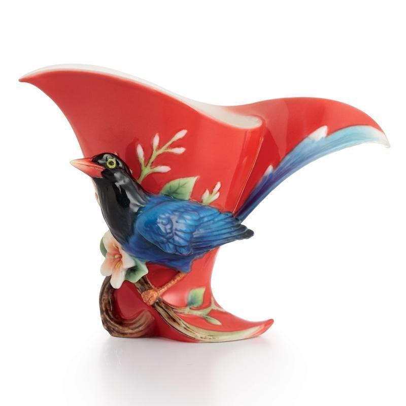 Franz Collection Joyful Magpie Creamer FZ01754